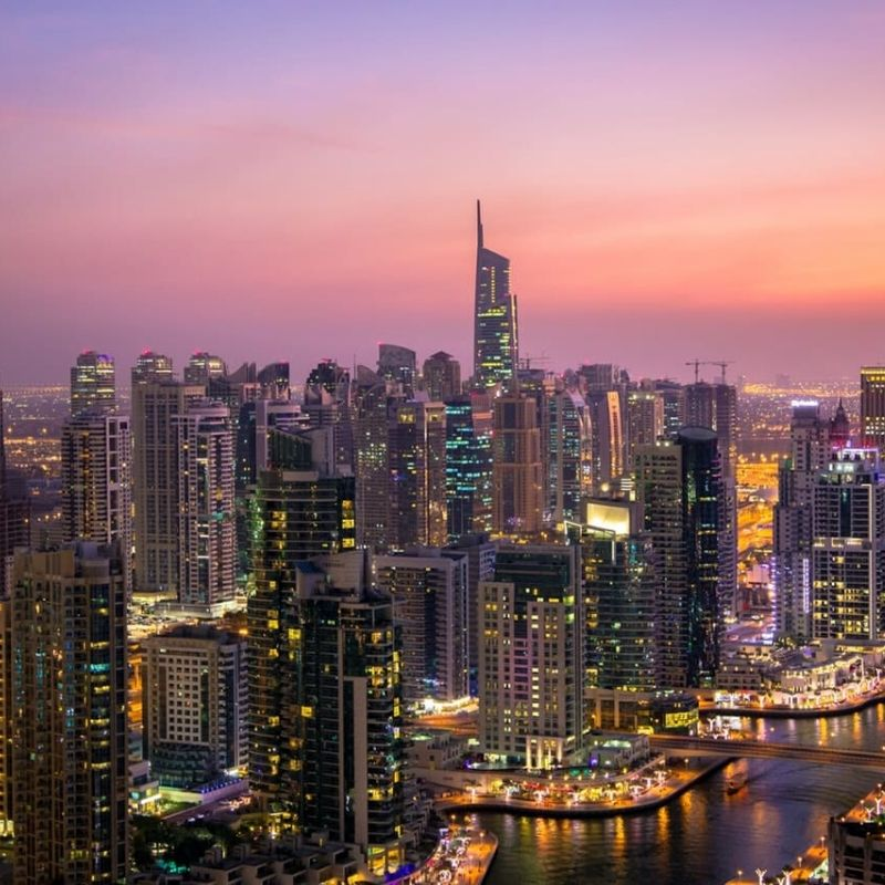 6  Most Amazing Places to Visit in Dubai